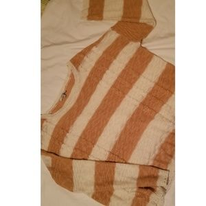 Cozy Casual Striped Sweater